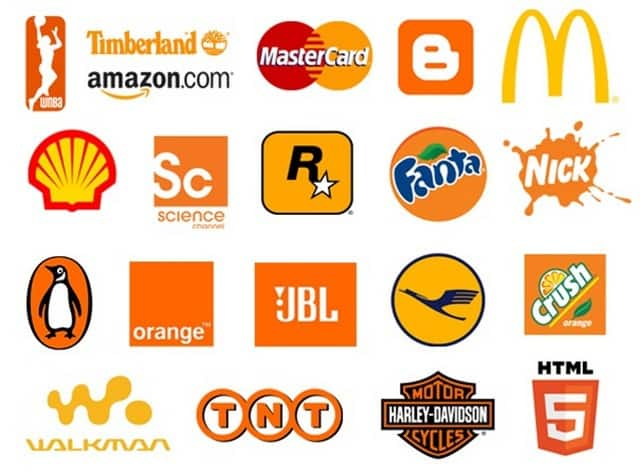 The Spectrum of Brands - Psychology Of Colors In Logos