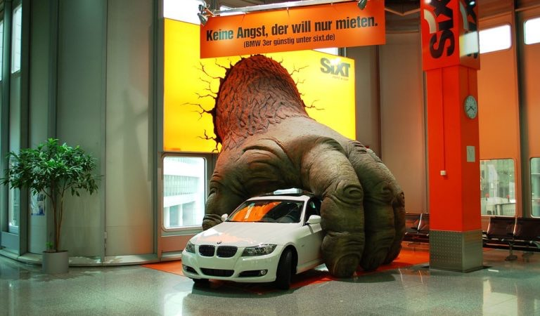 10 Excellent Guerilla Marketing Campaigns From Leading Car Brands