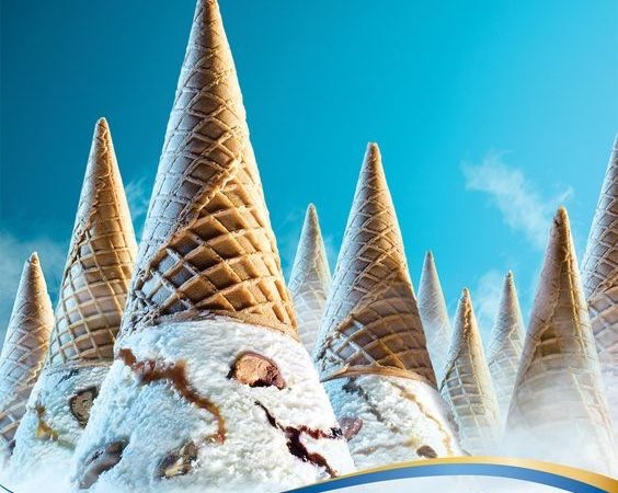 Game of Cones: 5 Delicious Ice Cream Ads We Picked For You