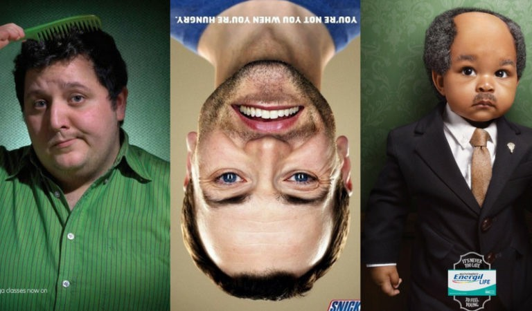 8 Amazing Ads That Will  Make You Look Twice