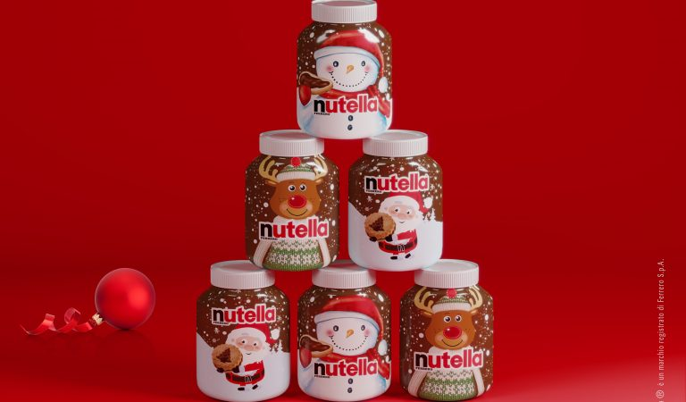 Inspiring Christmas Packaging Designs of Top Brands: Coca-Cola, Nestle, Nutella and Toblerone