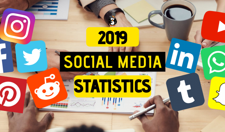 Social Media Statistics 2019: Top Networks By Number of Users
