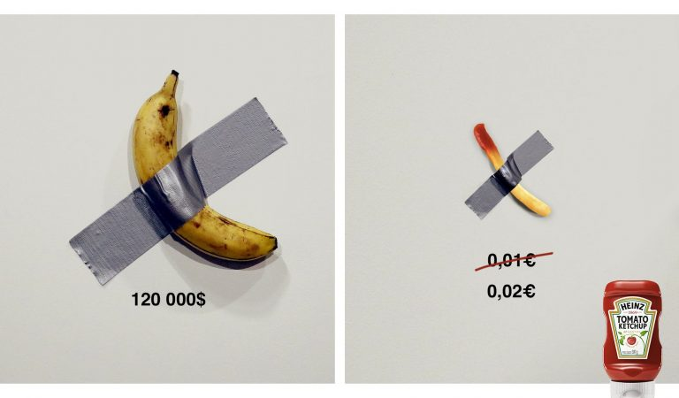 "The Best ""$120.000 Art Banana"" Memes Shared by Brands 🍌"