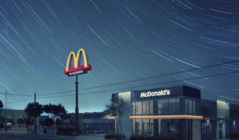 7 Creative 24/7 Ads By McDonald's!