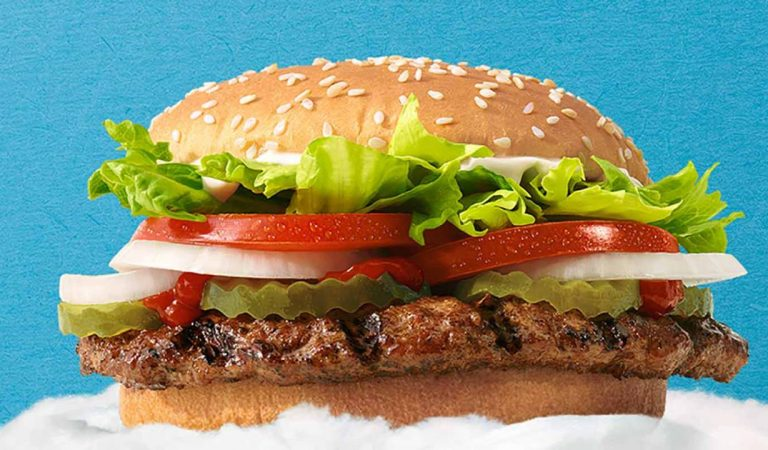 More Eco-Friendly Whopper,  Sustainable Burger King