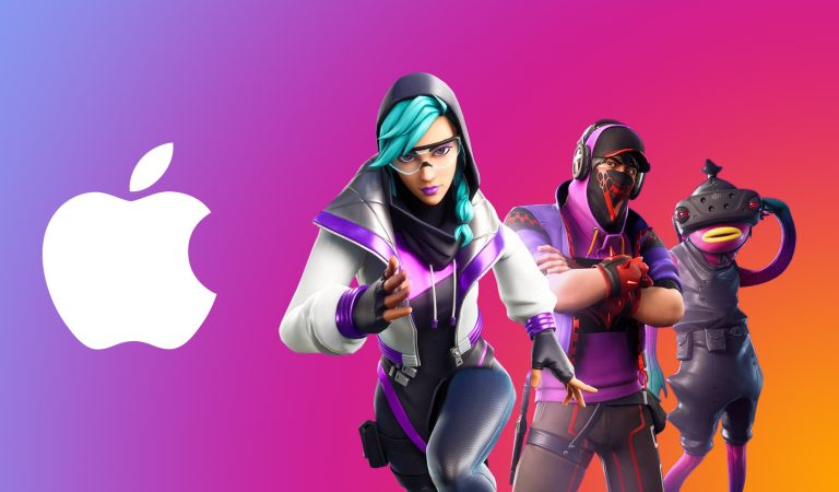 "Fortnite Accused Apple: Apple Is Called ""Big Brother"""
