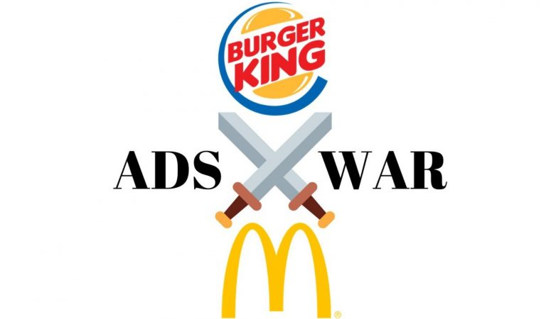 "The Best ""Burger King vs. Mcdonald's Ads"" You Should See"