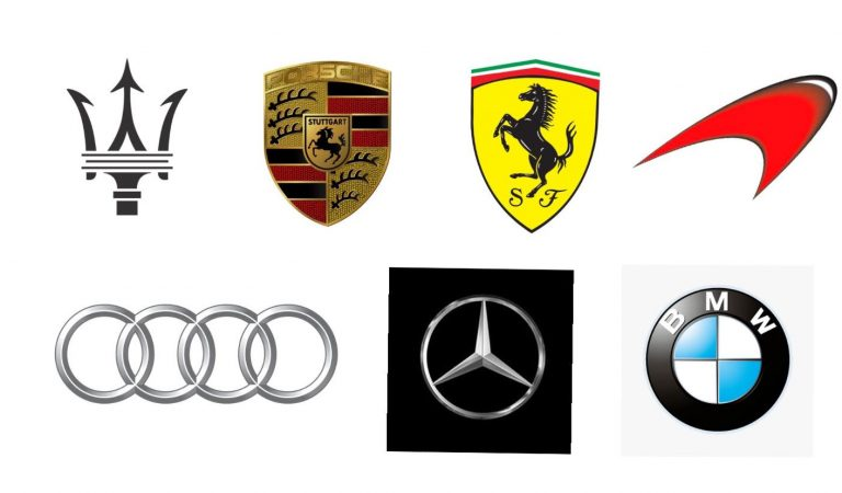 7 Famous Car Logos and Their Amazing Stories