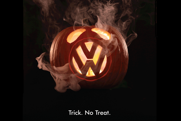 Trick Or Treat: 10 Scary And  Clever Halloween Ads