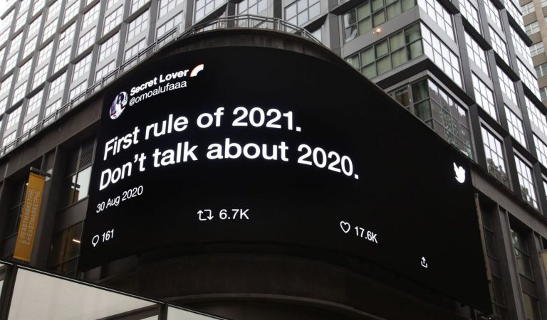 BREAKING NEWS!!! Tweets Are On Billboards