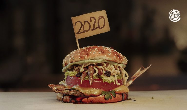 The 2020 Burger From Burger King