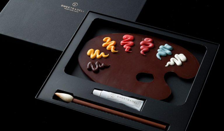 6 Creative Chocolate Designs & Pokemon Valentine's Day Chocolate