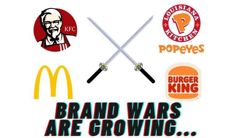 Brand Wars Are Growing: Shocking Tweet From KFC