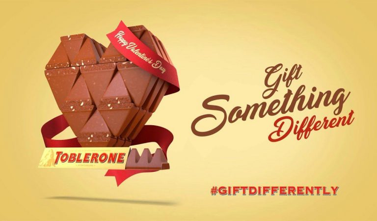 Love On Valentine's Day Might Never Change, But Its Chocolate Ads Do!