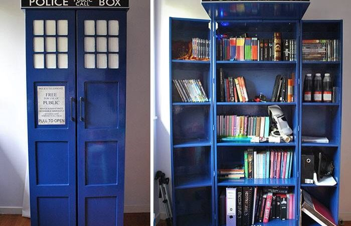 6 Incredible Bookshelves Designs For Your Home