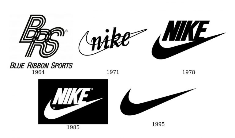 Logo Evolution Of 4 Famous Brands Over The Years