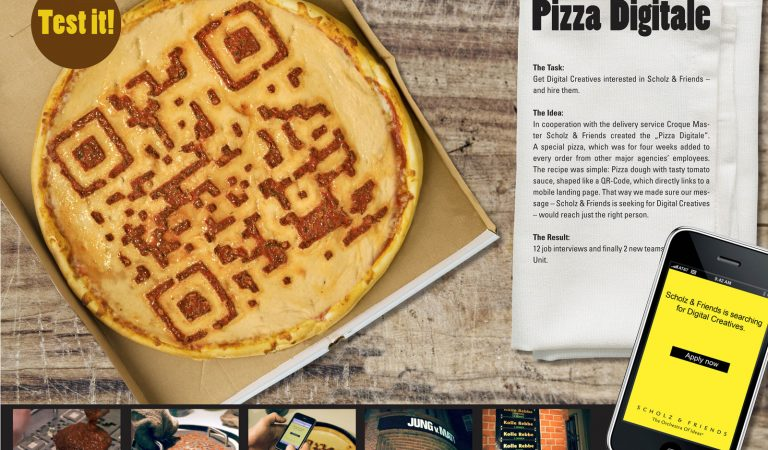 9 Amazing Examples of QR Codes in Marketing